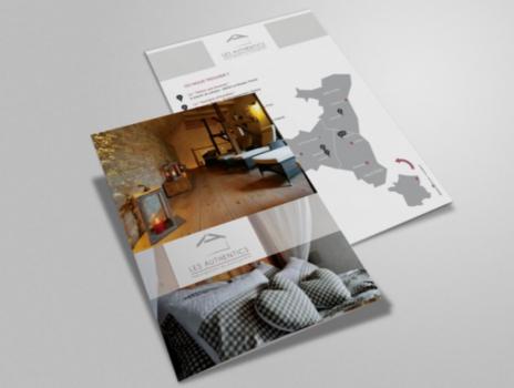 Brochure Les Authentics