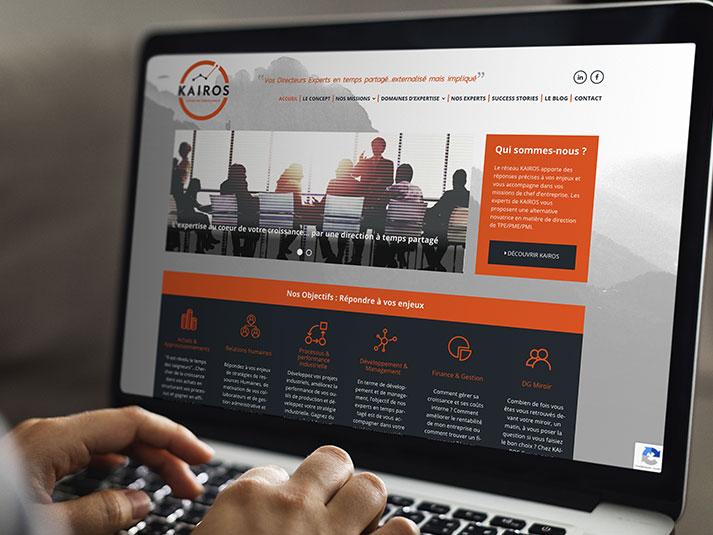 Site internet Kairos