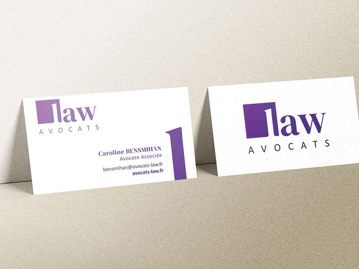 Law-avocats-carte de visite